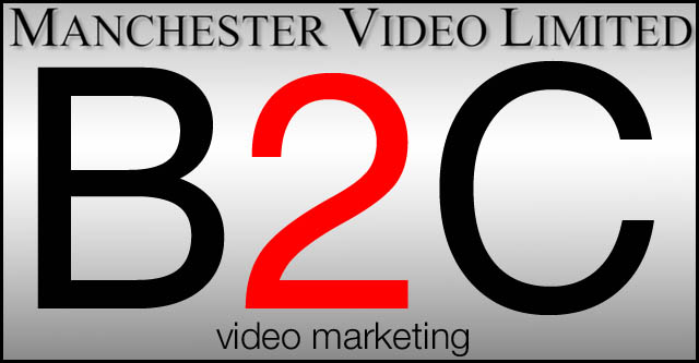 B2C Video Marketing graphic