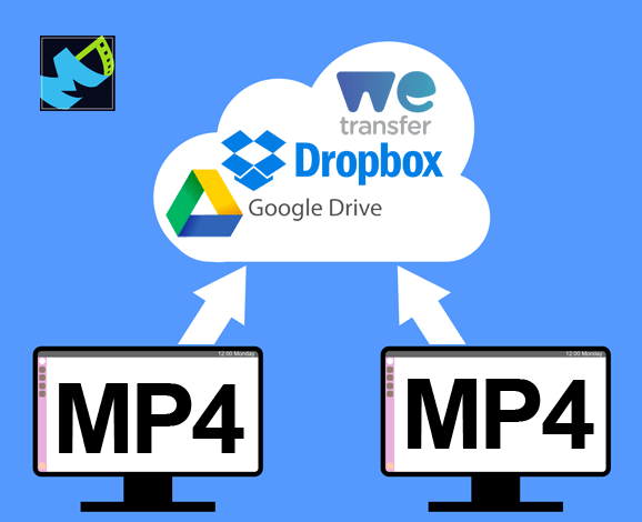 MP4 to Cloud Storage