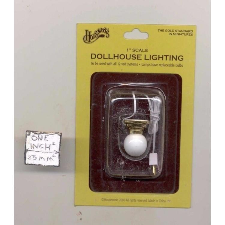 dollhouse miniature lighting 12v electric