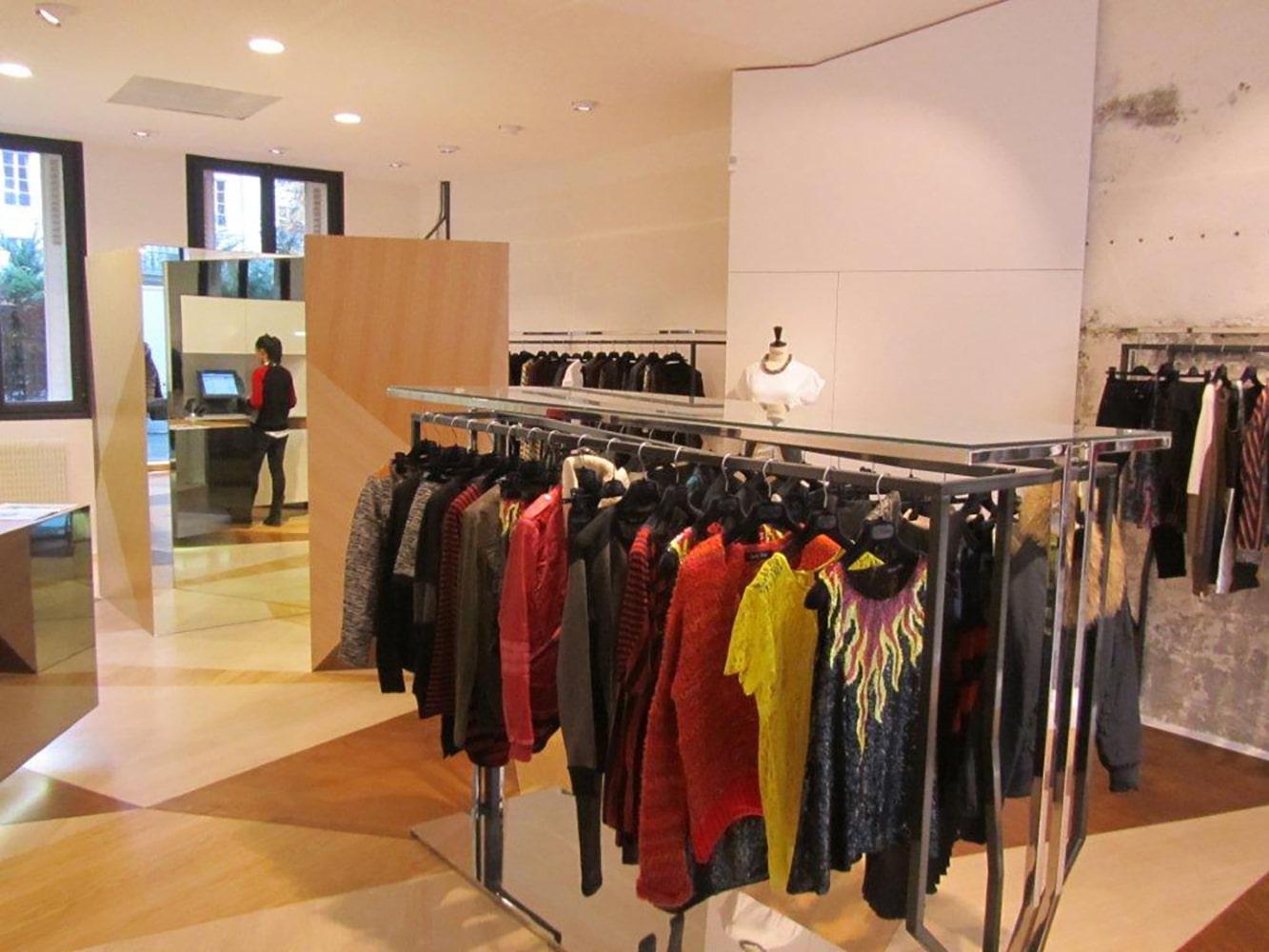 Boutique de vêtement