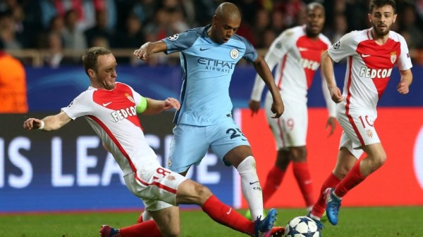 Fernandinho: Liverpool is a chance to bounce back