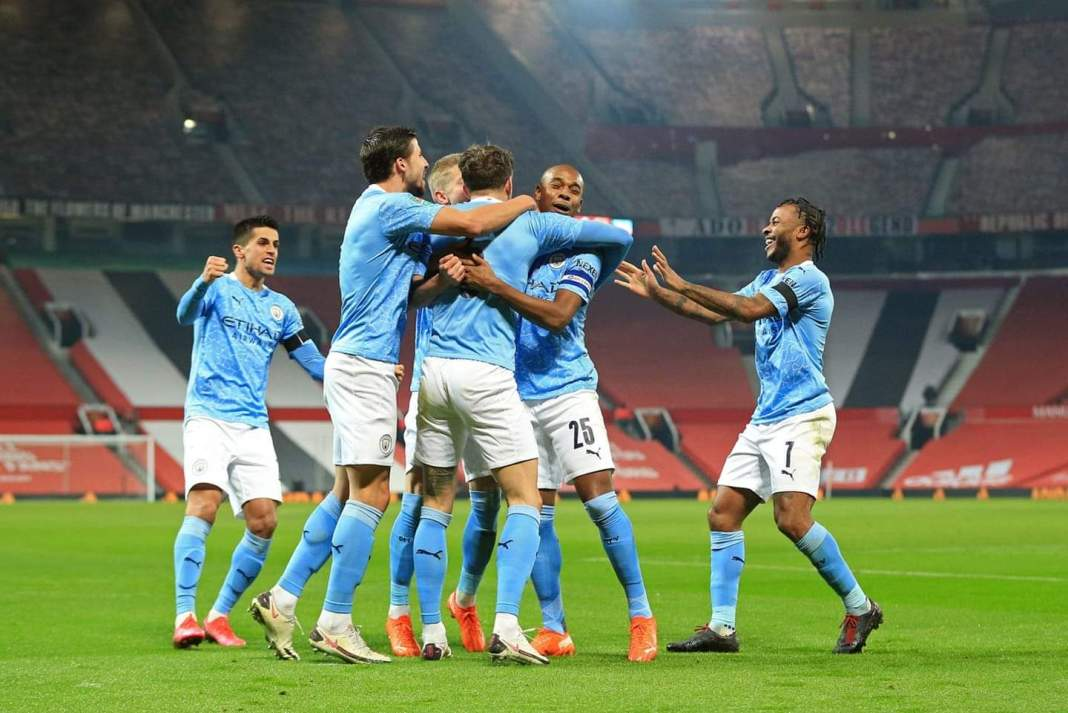 Manchester City defeats Manchester United