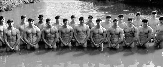 Royal Marines from 40 Commando