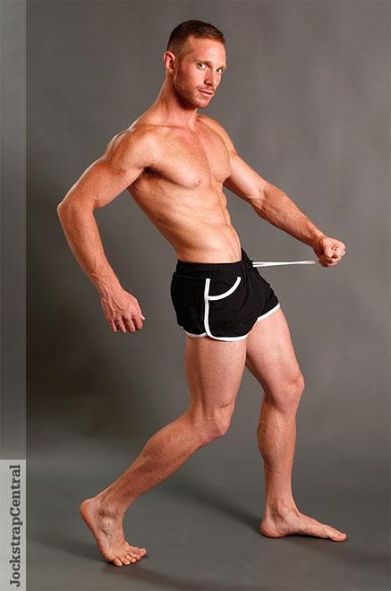 american jock gym shorts