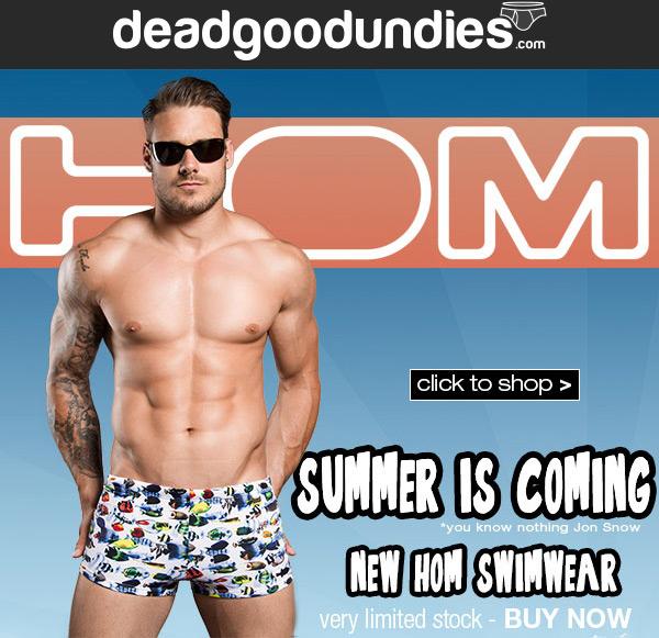 dgu hom swimwear 2015