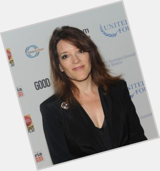 Marianne Williamson Official Site For Woman Crush