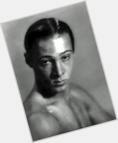 Rudolph Valentino Official Site For Man Crush Monday
