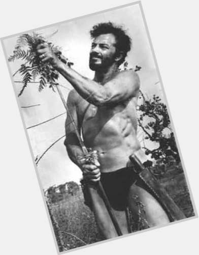 Cornel Wilde Official Site For Man Crush Monday MCM