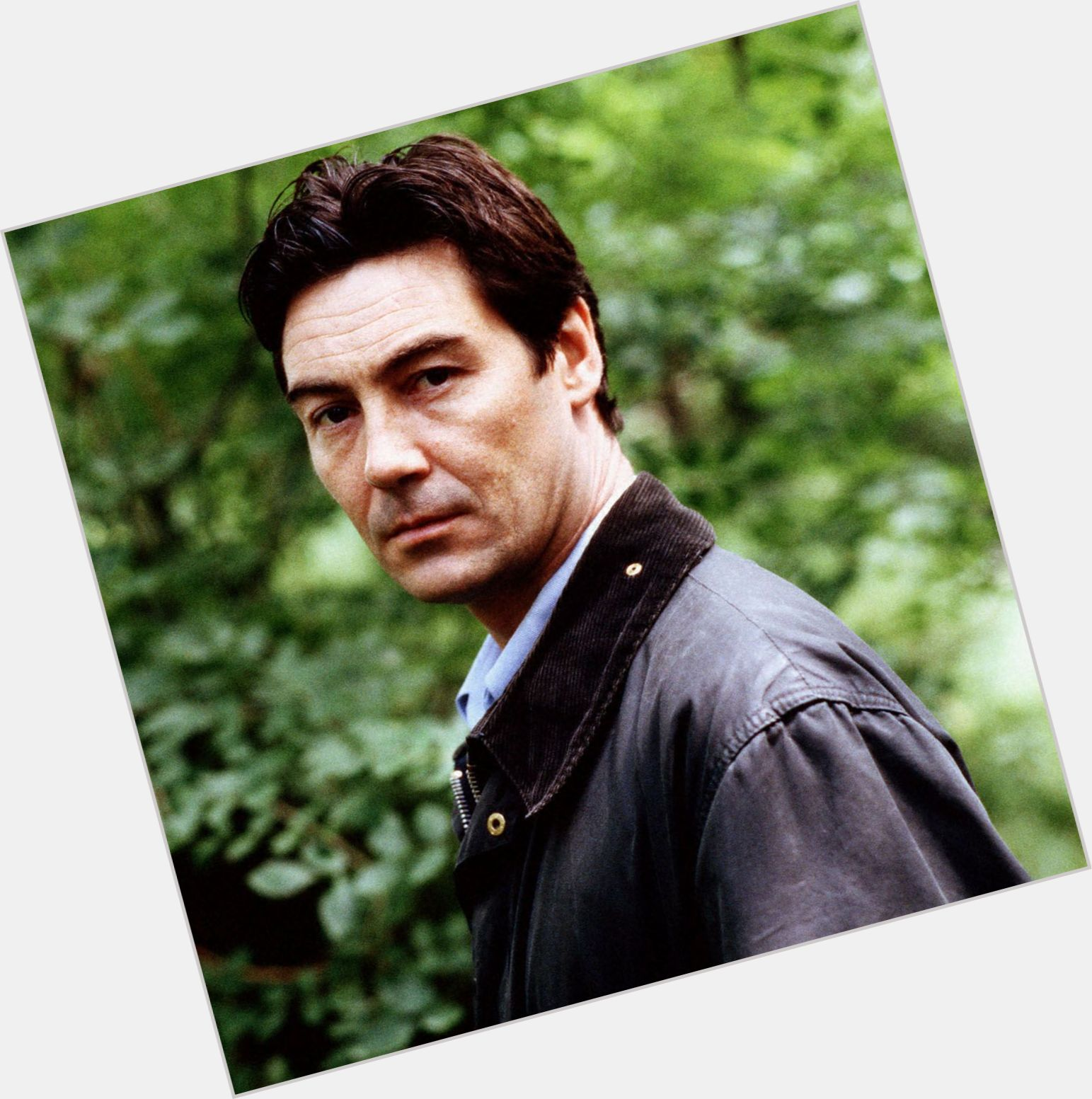 Nathaniel Parker Official Site For Man Crush Monday MCM
