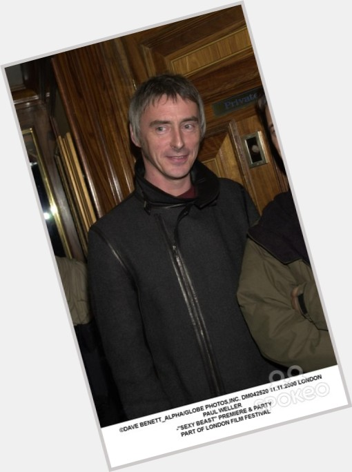 Paul Weller Official Site For Man Crush Monday MCM