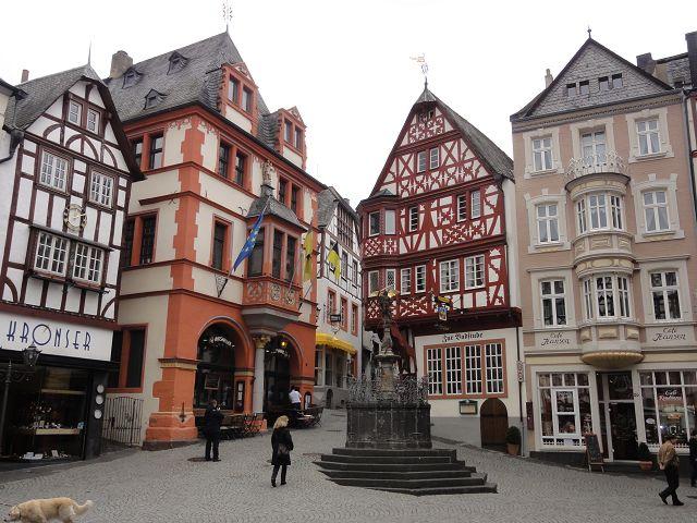 Bernkastel-Kues, Market Square