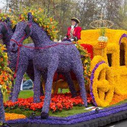 Flower Parade Springtime ein Holland