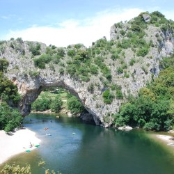 MandA Tours European Motorhome Tour: Picturesque Provence: Pont d'Arc
