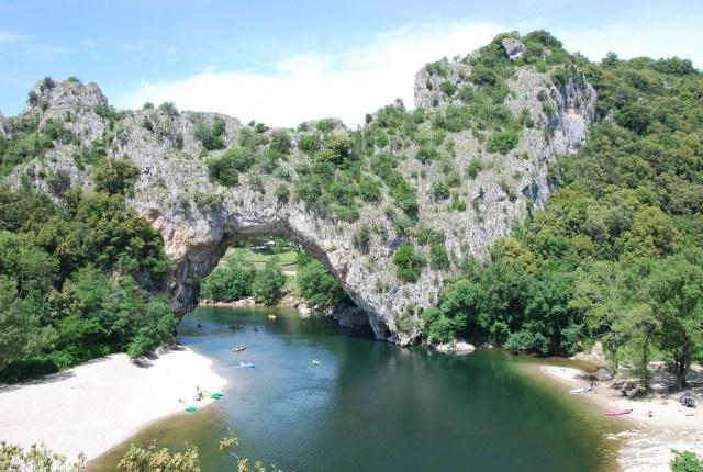MandA Tours European Motorhome Tour: Picturesque Provence: Pont d'Arc
