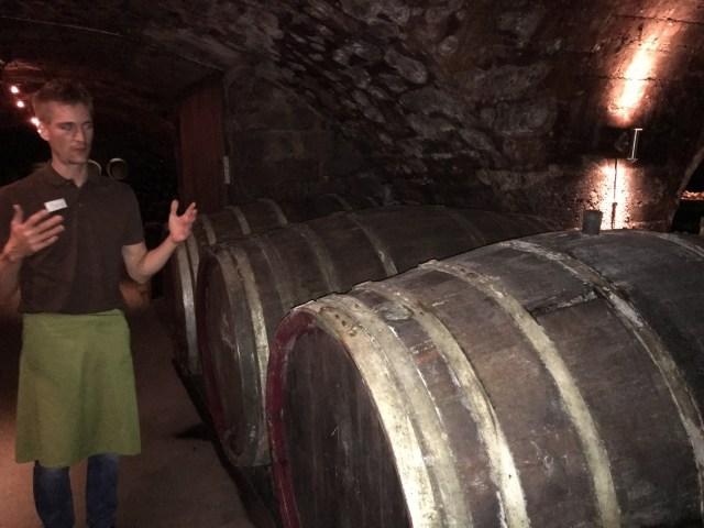 Trier, vineyard