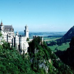Germany's Romantic Road European Motorhome Tour