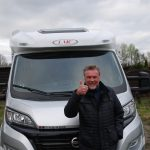 Josef during Escorted Motorhome Tour LMC / FREEONTOUR / MandA Tours
