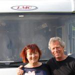 Karin & Gerd Horner Begleitete Wohnmobil Reise LMC Mai 2017