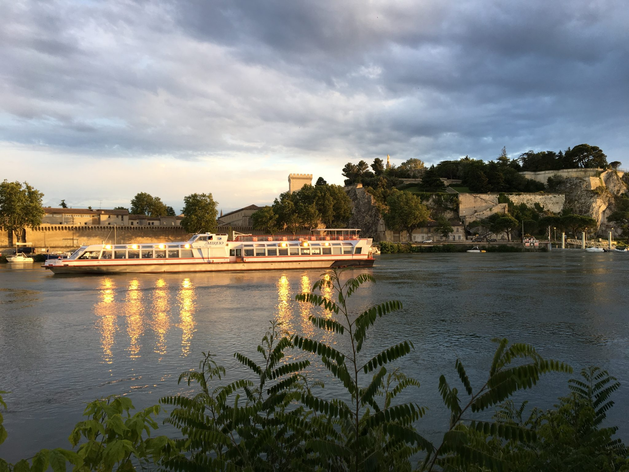 Escorted Motorhome Tours France