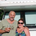 Customer Review Melanie & Rupert for escorted motorhome tour Majestic Rhine & Moselle Rivers 2017