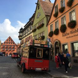 Käthe Wohlfahrt Rothenburg ob der Tauber