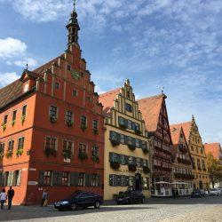 Market square Dinkelsbühl