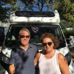 Yvonne & Martyn, 2018 Impressive Italian Lakes & Cities escorted motorhome tour