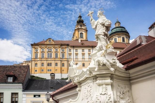 Monastery Stift Melk