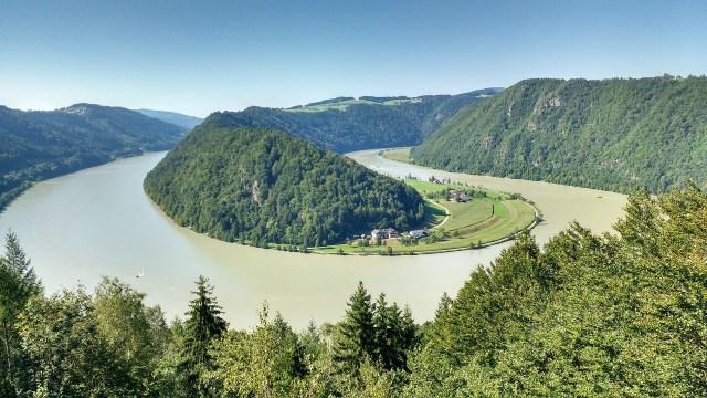 Donau Schlögender Schlinge, Delightful Danube tour