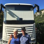 Sue & Clive, Impressive Italian Lakes & Cities 2019