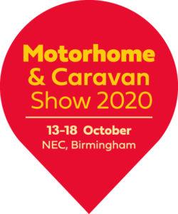 Logo Motorhome & Caravan Show October 2020