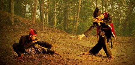 """""""SILAT"""" The Malay Martial Arts"""