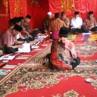 Susunan Pengurus Lembaga Adat Budaya Mandiling Priode 2017-2022