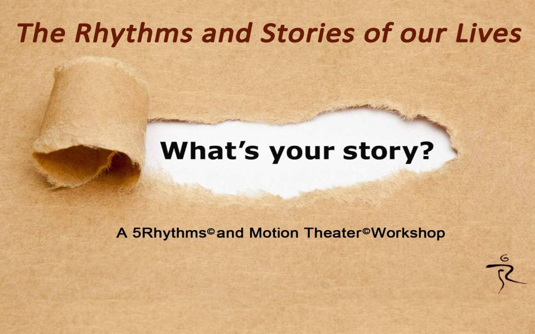 The Rhythms and Stories of our Lives – with Davida Taurek April 21, 2017