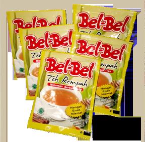 Teh Rempah Bel Bel dengan berbagai macam kandungan rempah - rempah yang dapat menghangatkan tubuh , dari berbagai macam campuran rempah alami