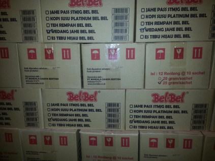 Bel-Bel Wedang Jahe minuman hangat dengan berbagai campuran jahe dan madu