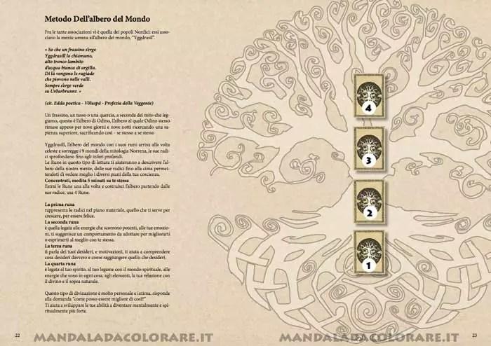 come leggere le rune celtiche rune albero del mondo ebook