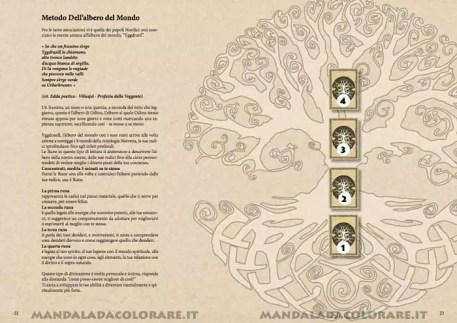 come leggere le rune celtiche albero della vita