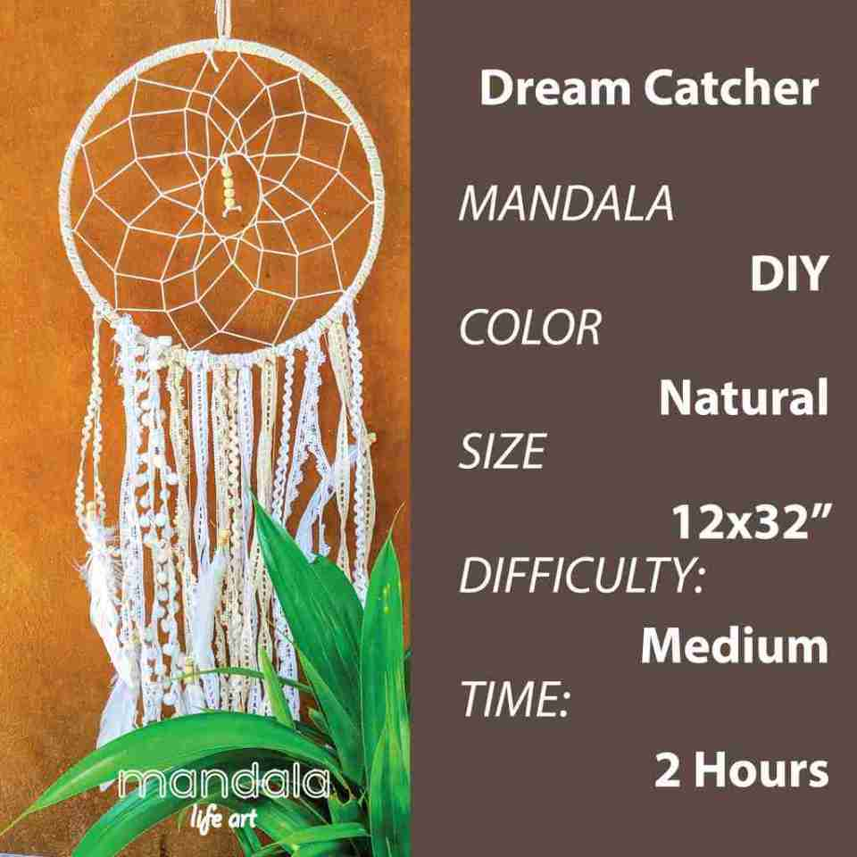 LED Dream Catcher Kit