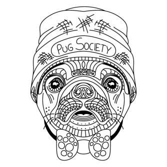 Mandala de Pug