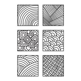 Mandala de Mosaicos Geométricos