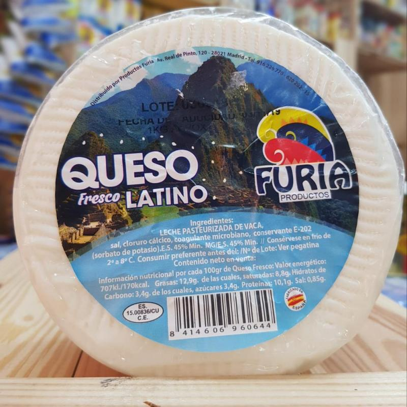Queso Tipo Paisa
