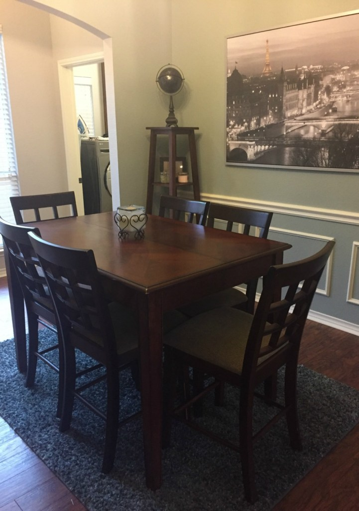 Dining Room Transition - Authentically Amanda - www.mandamorgan.com