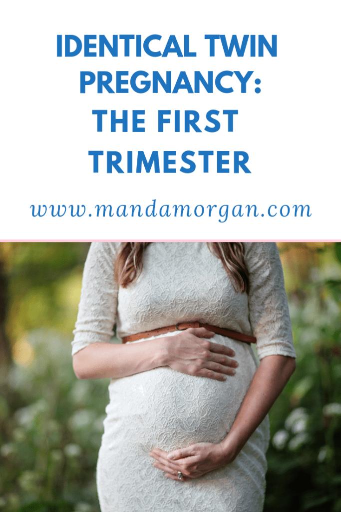 Twin Pregnancy First Trimester - www.mandamorgan.com