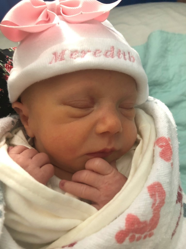 Identical Twin C-Section Birth Story - www.mandamorgan.com #csection #birthstory #identicaltwins