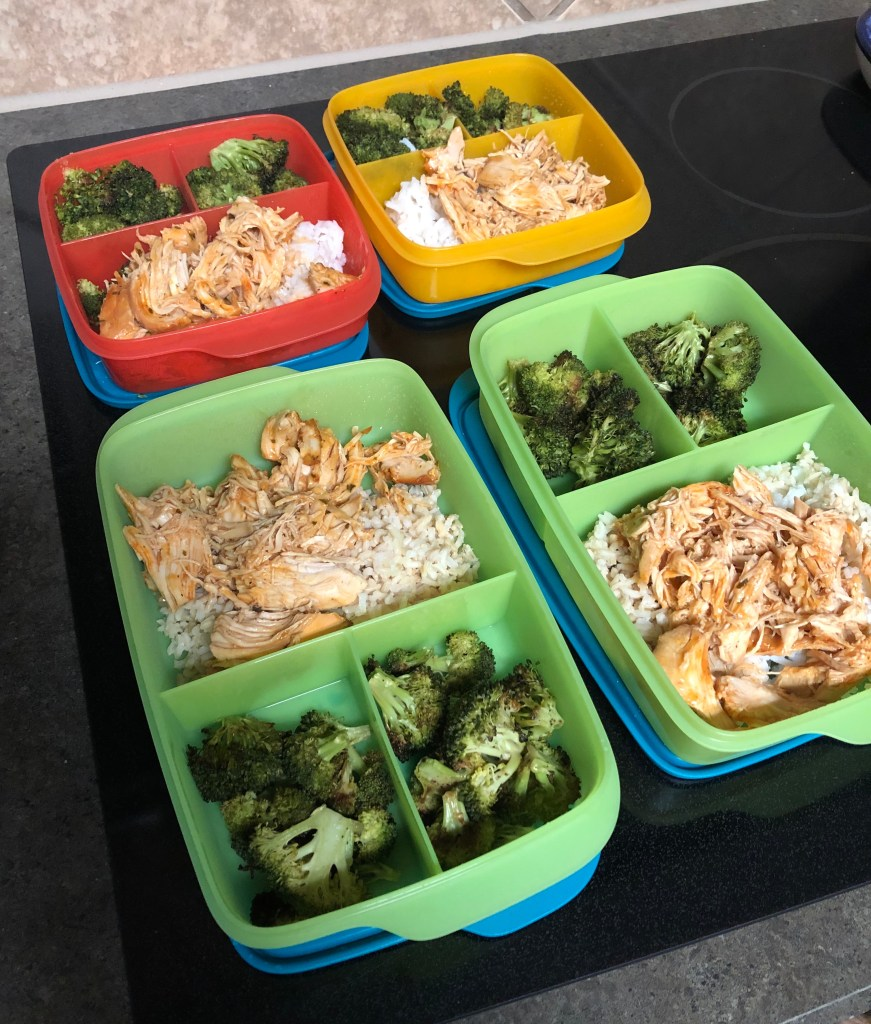 Easy Meal Prep For New Moms - www.mandamorgan.com
