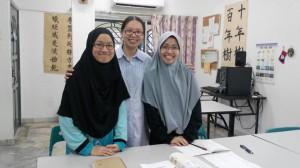 25 Jun 2016 - Family Members Learn Mandarin Together