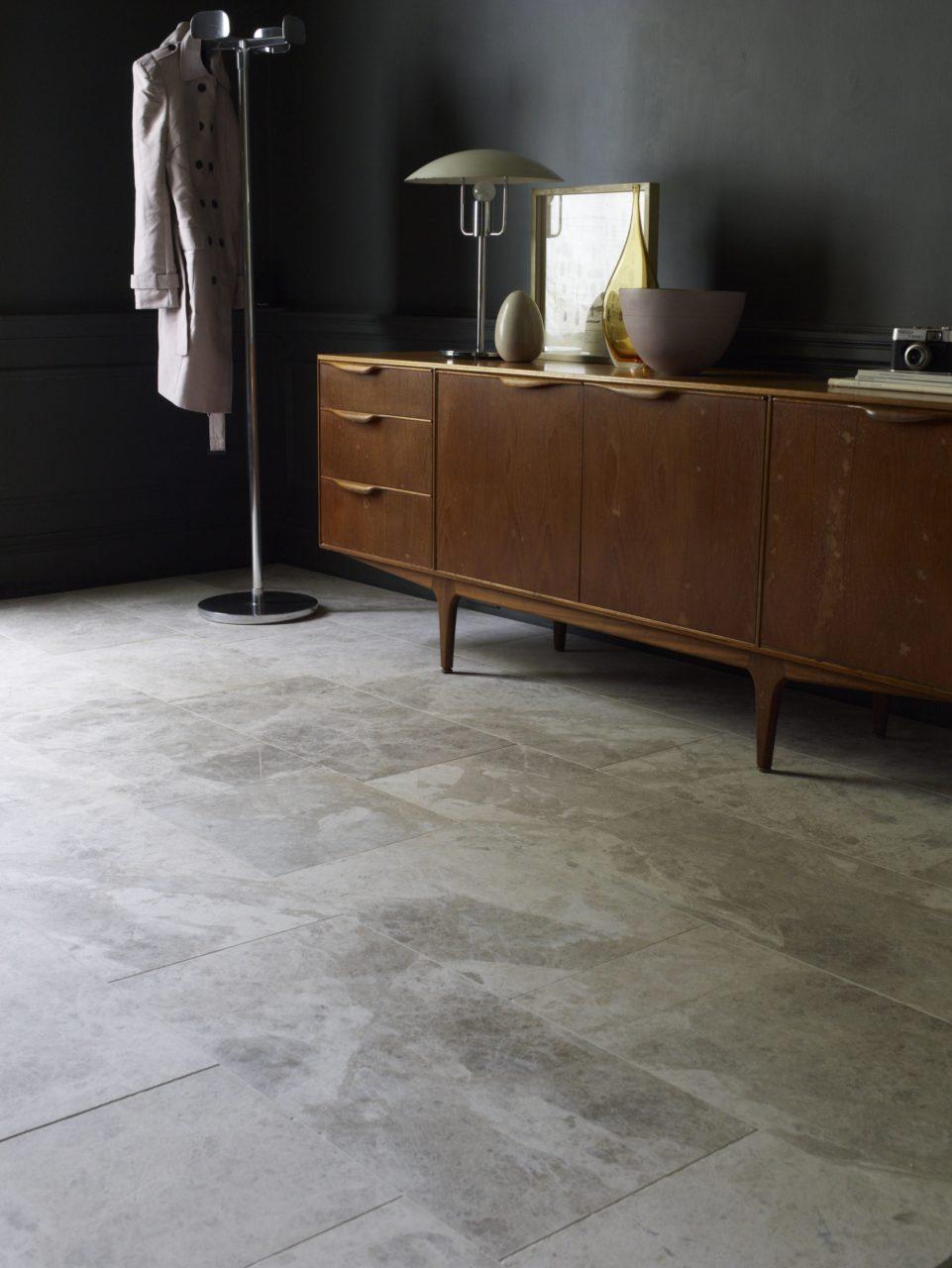 tundra honed marble