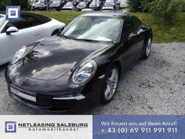 NOUVEAU +++ Porsche Voiture d'occasion: Porsche Carrera 911 - 991  Coupe PDK Schiebedach-PDC-PDL für 80609 € +++ Les meilleures offres   Coupé, 42200 km, 2012, Essence, 349 CV, Noir   135435230   auto.de