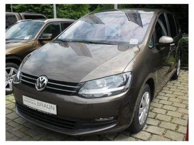 NOUVEAU +++ VW Voiture d'occasion: VW Sharan 2.0 TDI für 19900 € +++ Les meilleures offres | Break, 97000 km, 2013, Diesel, 140 CV, Brun | 130343820 | auto.de